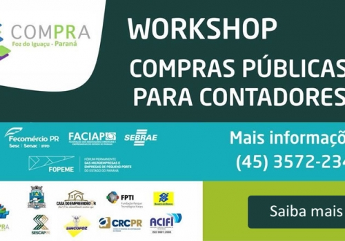 WORKSHOP - Compras Públicas para Contadores