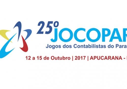 Jocopar 2017 será disputado de 12 a 15 de outubro em Apucarana